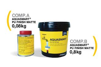 aquasmart finish matte